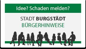 Stadt Burgstädt - Bürgertipps (Bürgerhinweise)