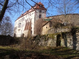 Schloss Wolkenburg / Foto: Richter©Foto: E. Richter